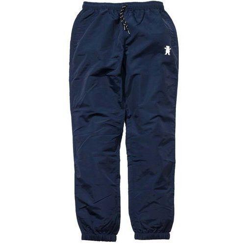 Spodnie - heritage warm-up nvy (nvy), Grizzly