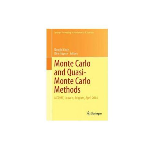 Monte Carlo and Quasi-Monte Carlo Methods (9783319335056)