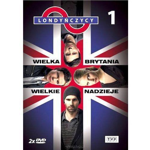 Telewizja polska Londyńczycy 1 (2dvd)