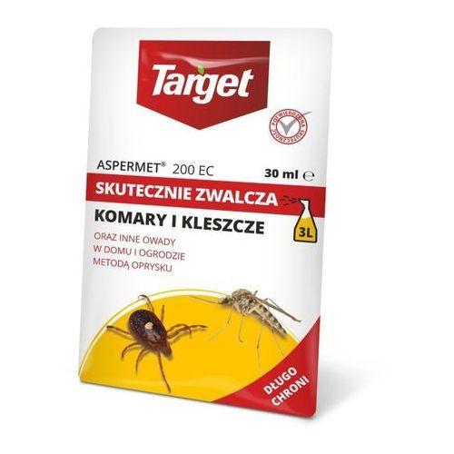 Preparat aspermet zwalcza komary i kleszcze 30 ml marki Target