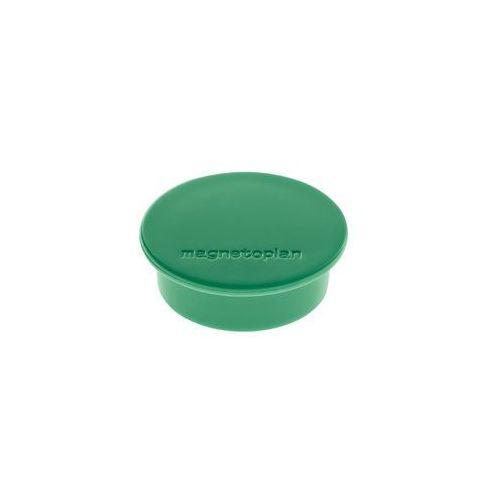 Magnesy Discofix Color 2.2kg 40x13mm 10szt zielony