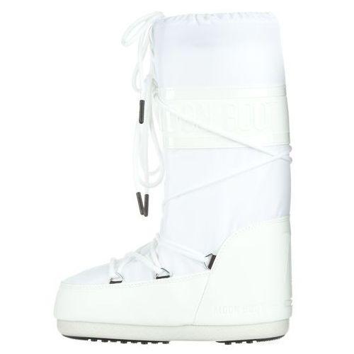 mb classic plus snow boots biały 31-34 marki Moon boot