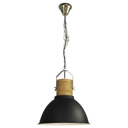 Azzardo Duncan lampa wisząca h5144-40 czarna (5901238418849)