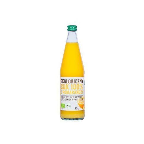 Sok z pomarańczy 100% BIO 750 ml