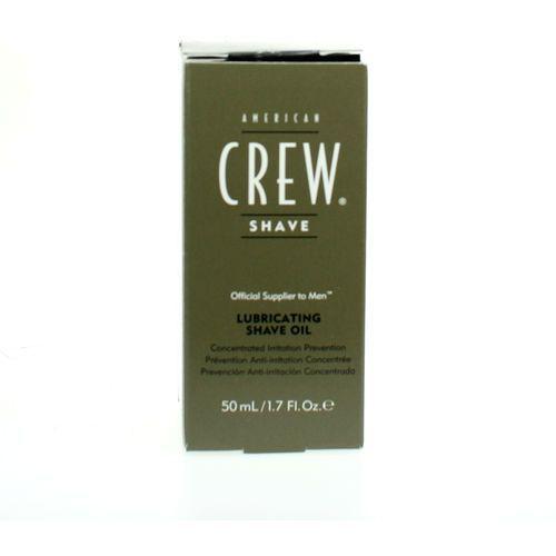 shave lubricating shave oil - nawilżający olejek przed goleniem 50ml marki American crew