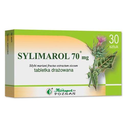 Sylimarol 70mg x 30draz. *C (artykuł z kategorii Leki na wątrobę)