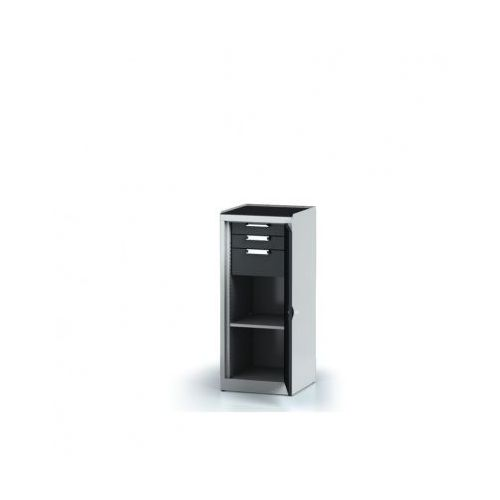 Szafa warsztatowa - 1 półka, 3 szuflady