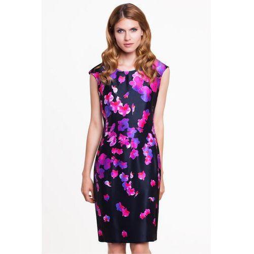 1c34944128 L ame de femme Sukienka w różowe kwiaty - 318