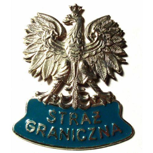 c4845b46e49 Orzełek do czapki garnizonowej straży granicznej marki Sortmund 15