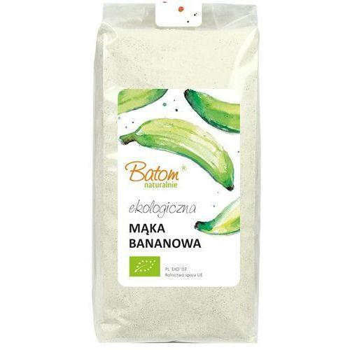 Batom (dżemy, soki, kompoty, czystek) Mąka bananowa bio 500 g - batom (5907709952010)