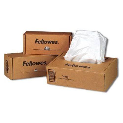 Fellowes Worki do niszczarek: 23-28 l / 660 x 380 / dla 70s, 75cs, 73ci, 79ci, 450m