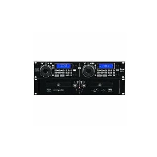 IMG STAGELINE CD-292USB Podwójny odtwarzacz CD/MP3 dla DJ