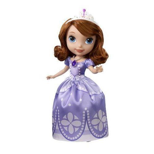 Mattel Zosia w niebieskiej sukience CMT54/CMT56 - sprawdź w Mall.pl