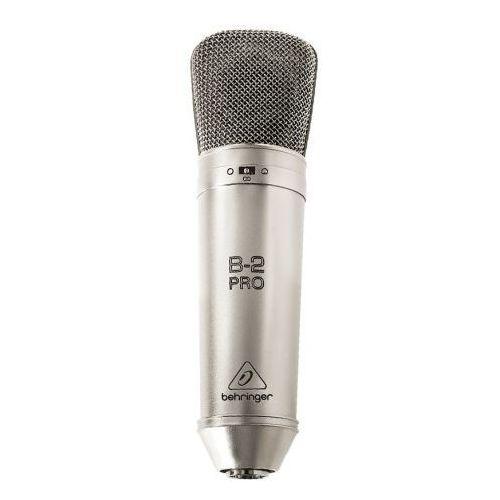 """Behringer b-2 pro - podwójny mikrofon pojemnościowy -5% na pierwsze zakupy z kodem """"start""""! (4033653080095)"""