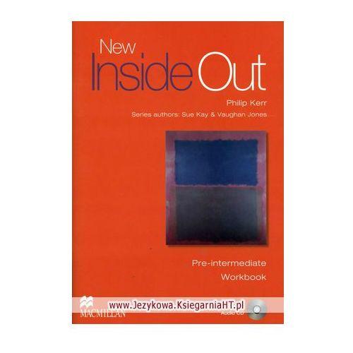 New Inside Out Pre-Intermediate Workbook (zeszyt ćwiczeń) without Key and Audio CD