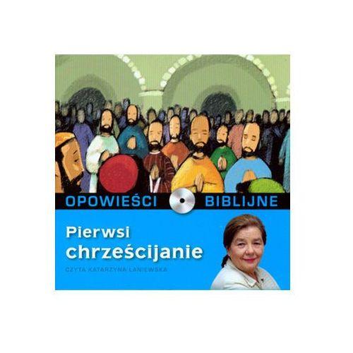 Opowieści biblijne. tom 23. pierwsi chrześcijanie (książka + cd) marki Praca zbiorowa