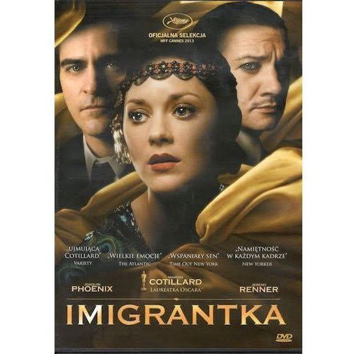 Best film Imigrantka [dvd] (5906619093509)