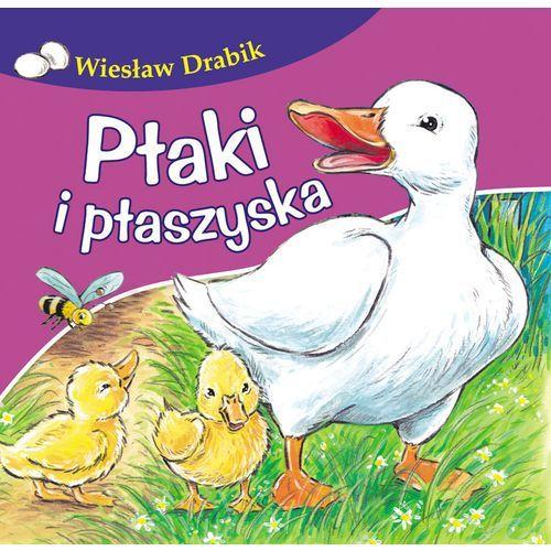 Ptaki i ptaszyska, Bajki dla malucha - Wiesław Drabik (2017)