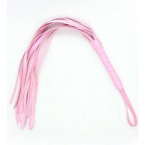 Toyz4lovers Różowy bicz - squash whip (8053629699904)