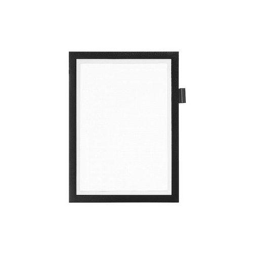 Durable Ramka samoprzylepna duraframe note a4 czarna 499301
