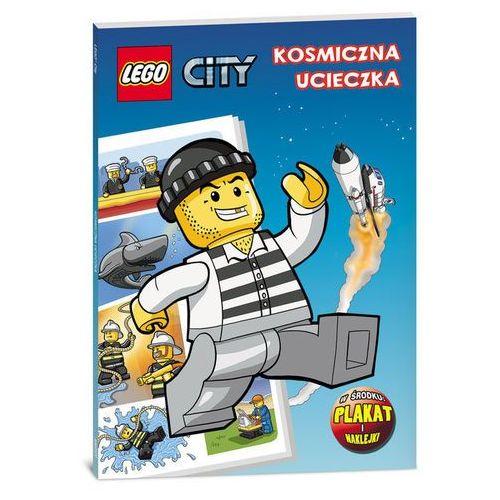 LEGO City Kosmiczna ucieczka (praca zbiorowa)