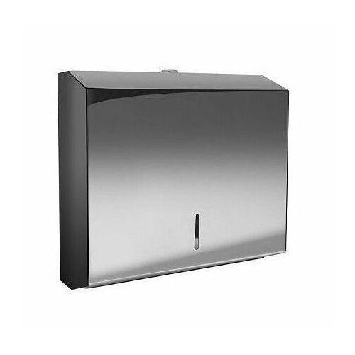 Pojemnik podajnik bisk masterline 01571 na ręczniki papierowe w listkach zz marki Bisk®
