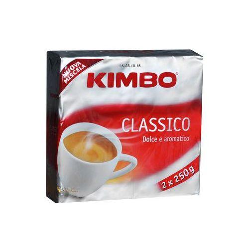 Kimbo classico dolce e aromatico 2 x 0,25 kg mielona (8002200107024)