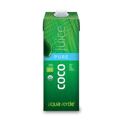 Coco (dr. martins, aqua verde) (wody kokosowe) Woda kokosowa aqua verde bio 1 l- coco (dr martins)