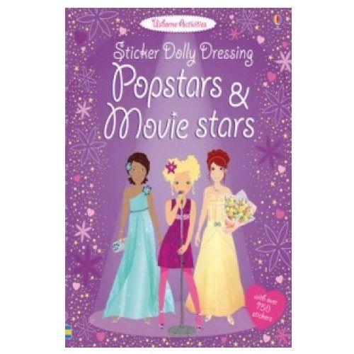 Sticker Dolly Dressing Popstars & Movie Stars (9781409524052)