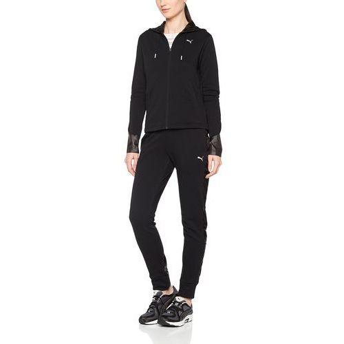 Puma GRAPHIC SWEAT SUIT Dres black, 850218