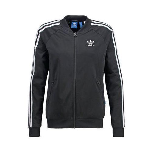 adidas Originals SUPERGIRL Bluza rozpinana black, rozmiar od 32 do 46, czarny