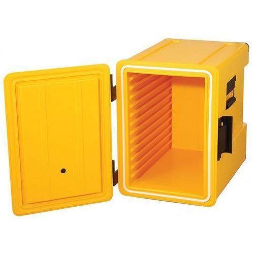 Termos transportowy GN 1/1 z drzwiami, polipropylenowy pojemnik termoizolacyjny, Stalgast