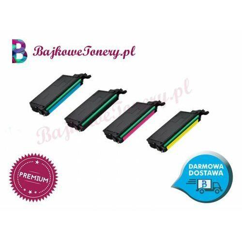 Bajkowetonery.pl Toner premium zamiennik do samsung clp-y660b, żółty, clp-610, clp-660, clx-6210fx