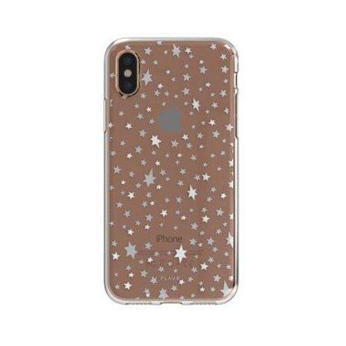 Etui iplate starry nights do apple iphone x wielokolorowy (30025) marki Flavr