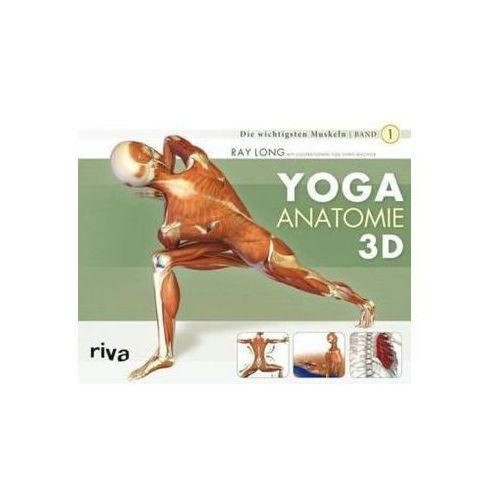 Yoga-Anatomie 3D. Bd.1 (9783868830927)