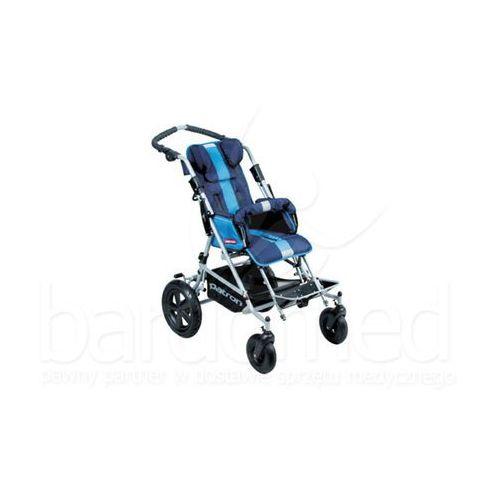 Wózek inwalidzki dziecięcy spacerowy Patron TOM X-Country standard szer. 34 - szczegóły w BardoMed.pl