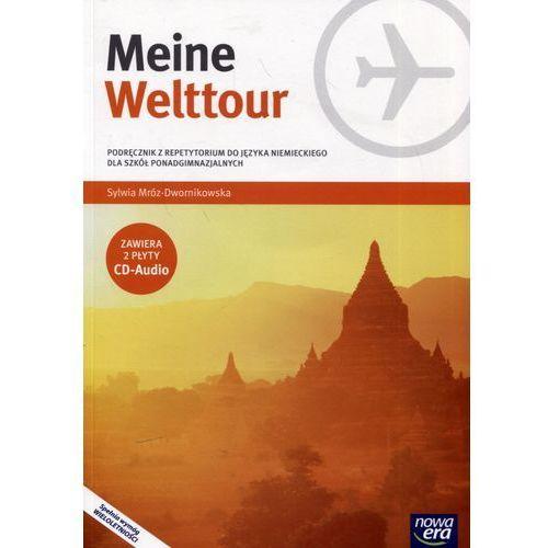 Język niemiecki Meine Welttour 4 podręcznik LO / CYKL WIELOLETNI - Sylwia Mróz-Dwornikowska (2017)