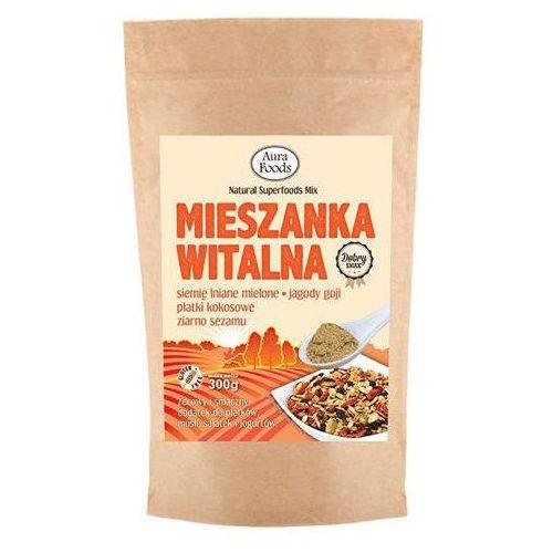 Aura herbals Mieszanka witalna goji 300g
