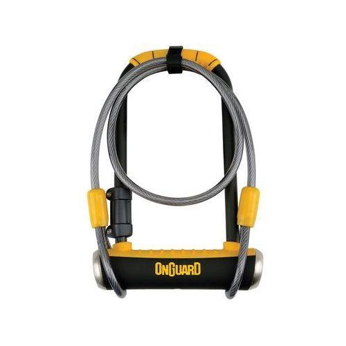 Onguard Zapiecie u-lock pitbull dt 8005 z linką