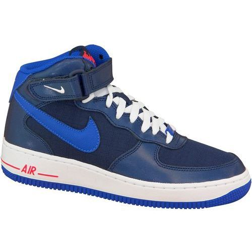 buy popular 2273b 2a147 ... Nike air force 1 mid gs 314195-412 38,5 granatowe (0888408043801)  279,99 zł Buty sneakers, dziecięce, skóra naturalna, granatowe.