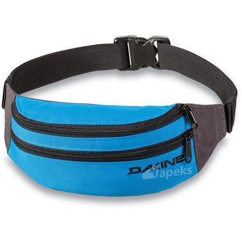 classic hip pack saszetka biodrowa / nerka / blue - blue marki Dakine