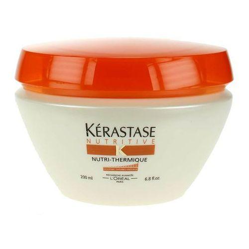 Kerastase maska do włosów bardzo suchych Nutri-Thermique 200ml - z kategorii- maseczki do włosów