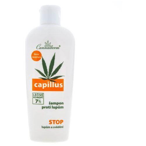Cannaderm capillus szampon przeciwłupieżowy (7% healing hemp) 150 ml (8594059736994)