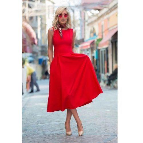Sukienka MONICA RED