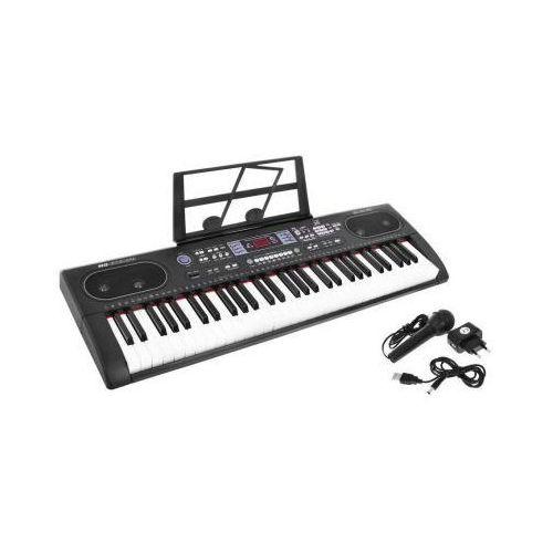 Duże Wielofunkcyjne Organy / Keyboard + Mikrofon + Zasilacz + USB + Bluetooth + Stojak Na Nuty..., 59035837616