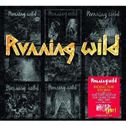 RUNNING WILD - RIDING THE STORM THE VERY BEST OF THE NOISE YEARS 1983 - 1995 [2CD]