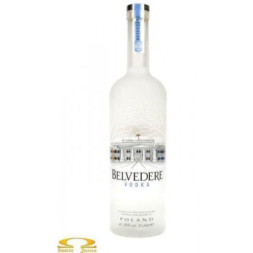 Wódka belvedere podświetlana butelka 3l marki Belvedere vodka