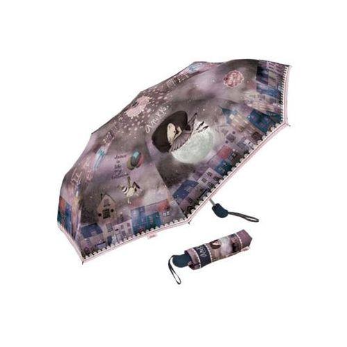 Parasolka automatyczna Anekke fioletowa