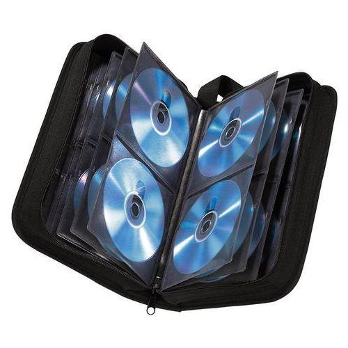Hama Cd-wallet 64 cd czarny