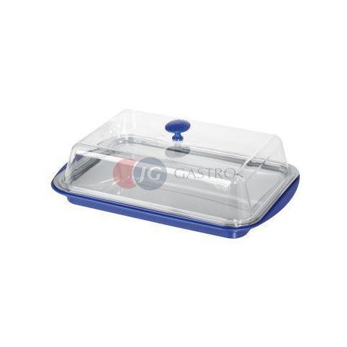 Taca do serwowania z chłodzącą pokrywą prostokątna 430x290 mm 424155